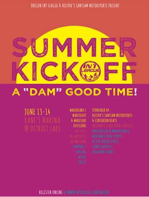 A Dam Good Time - Summer Kickoff
