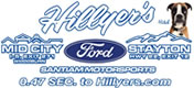 Hillyers Eco Poster
