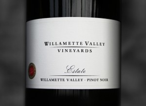 WVV Estate Bottle Brand Logo